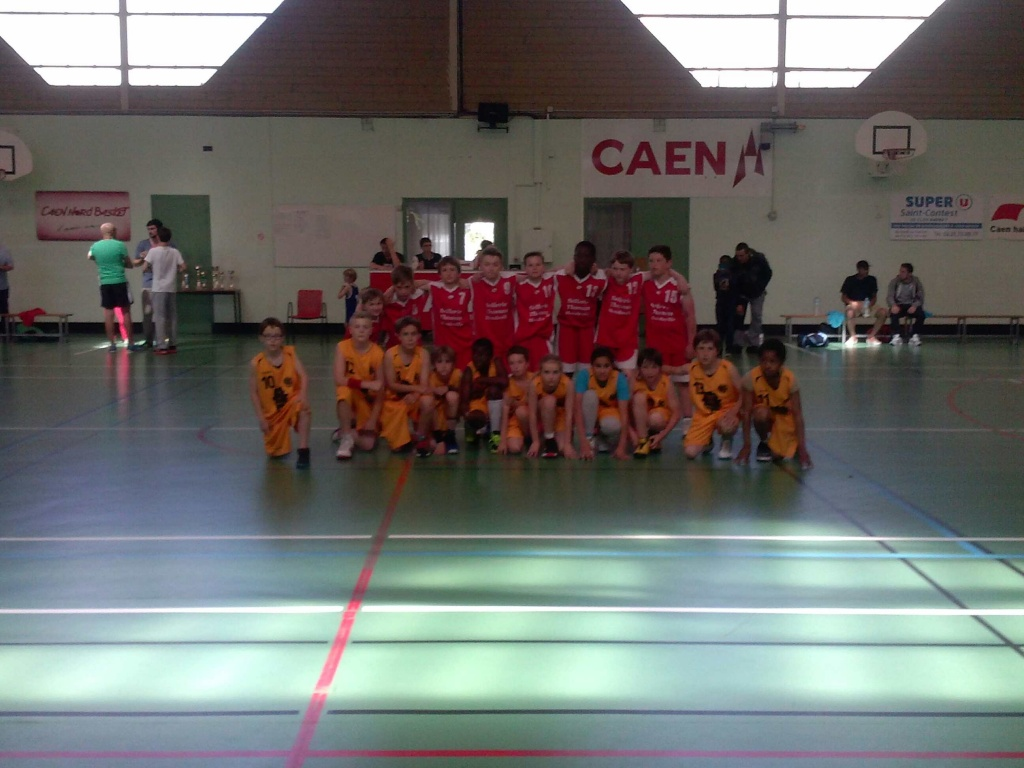 photo poussin tournoi